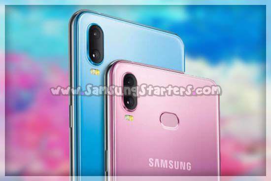 Kamera Samsung GAlaxy A6s