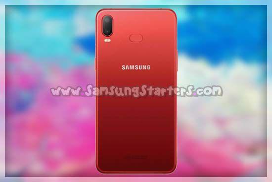 RAM Samsung Galaxy A6S