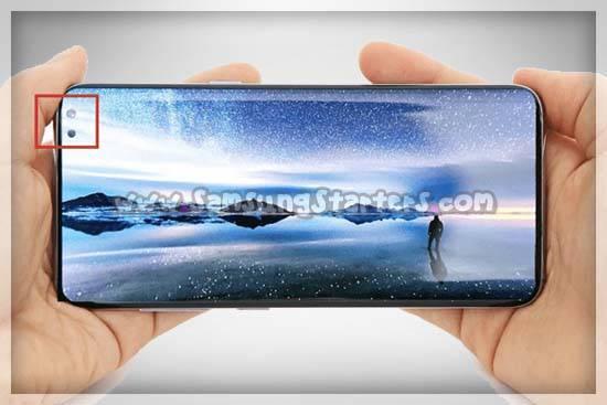 Hadware Samsung Galaxy A8s