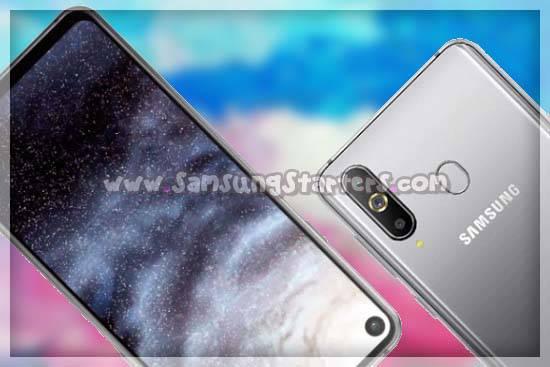 Kamera Samsung Galaxy A8s