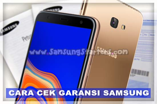 Cara Cek Garansi Samsung Lewati IMEI