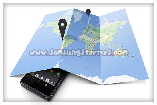 Cara Melacak HP Samsung