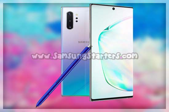 Gambar Samsung Galaxy Note 10 Plus