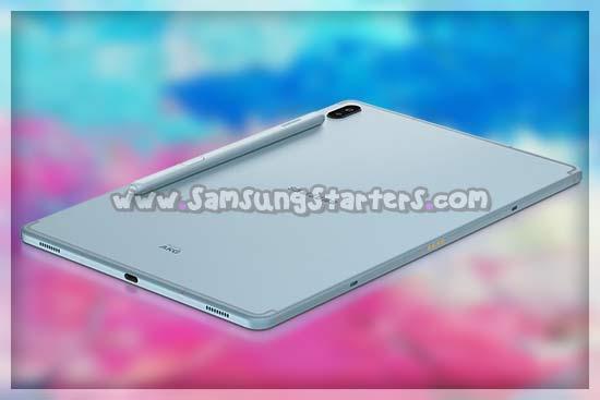 Harga Samsung Galaxy Tab S6