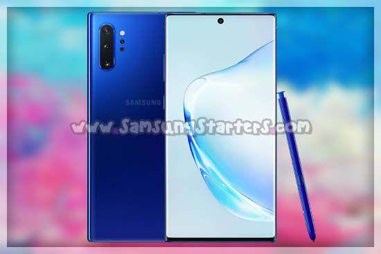 Spesifikasi Dan Harga Samsung Galaxy Note 10 Plus