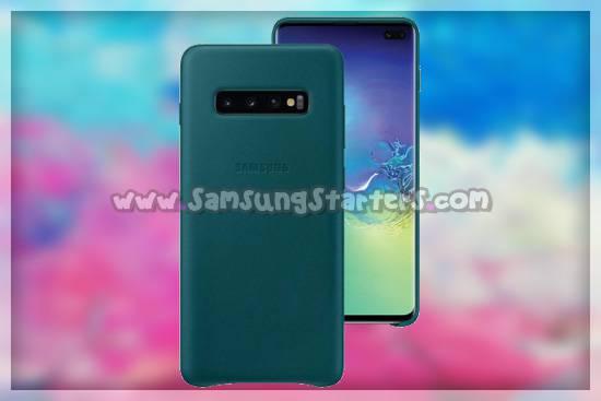 Desain Samsung galaxy S10+