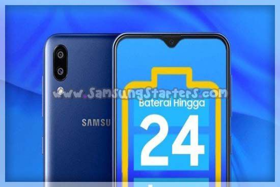 Gambar Samsung Galaxy M10s