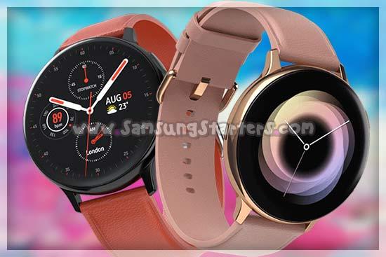 Harga Samsung Galaxy Watch Active 2 40mm