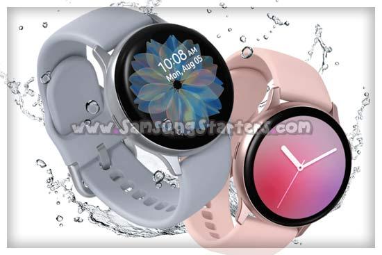 Harga Smarwatch Samsung Galaxy Watch Active 2