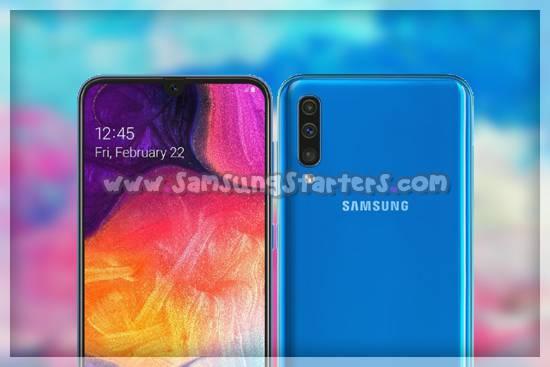 Kamera Samsung Galaxy A70