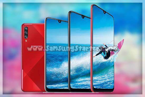 Samsung Galaxy A70s Indonesia