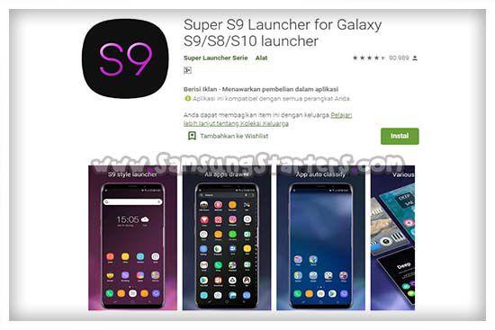 Super S9 Launcher