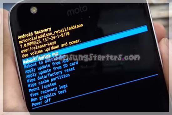 Cara Reset Ulang Samsung Paling Mudah