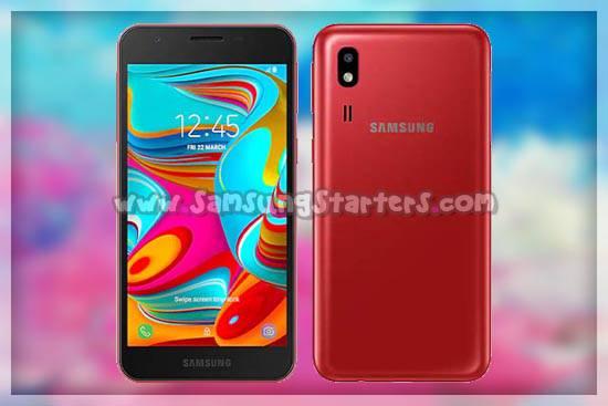 Desain Samsung Galaxy A2 Core
