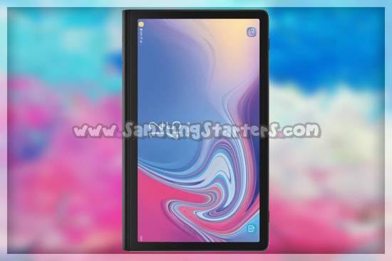 Desain Samsung Galaxy View2