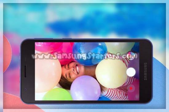 Kamera Samsung Galaxy A2 Core