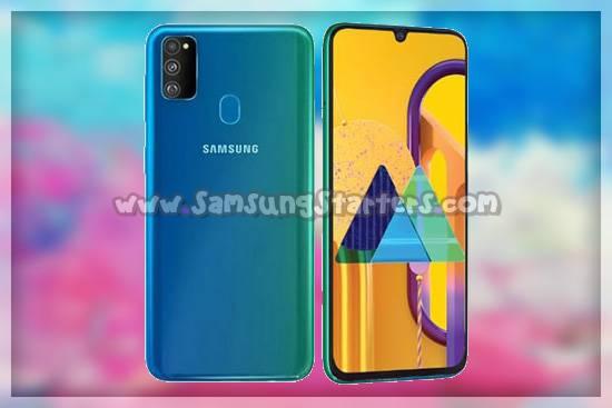 Layar Samsung Galaxy M30s