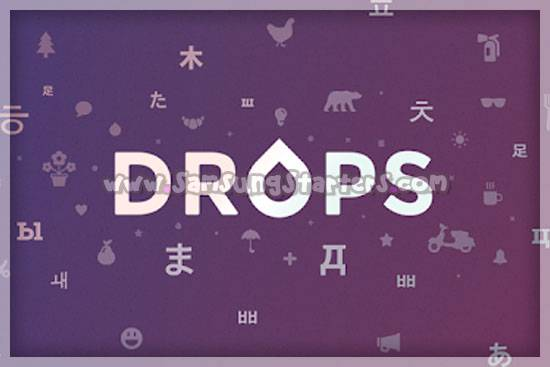 Drops Learn Korea language