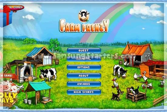 Farm Frenzy Free