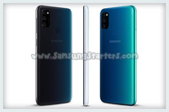 Gambar Samsung Galaxy M30s