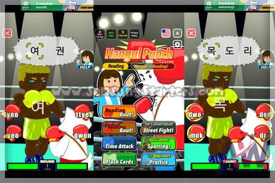 Hangul Punch