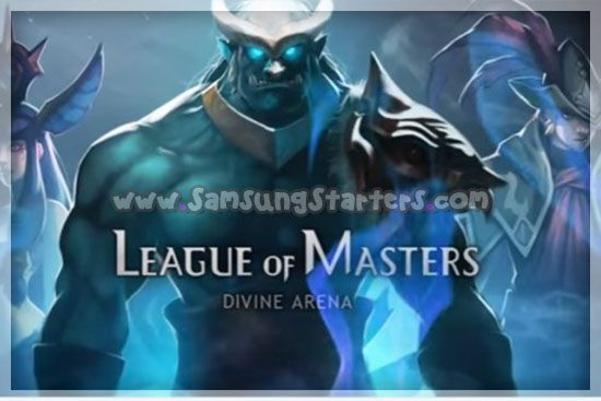 League of Masters Moba