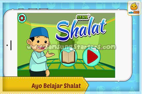 Marbel Belajar Sholat + Audio