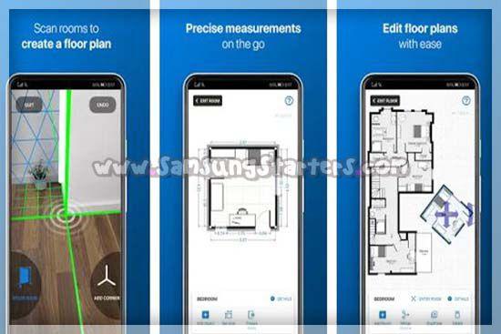 Aplikasi Desain Rumah - Magicplan
