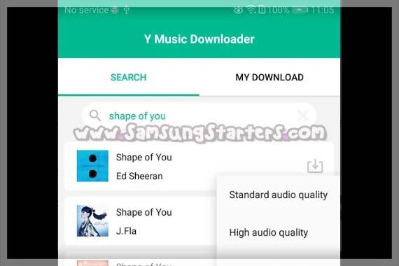Aplikasi Download Lagu MP3 Super Cepat