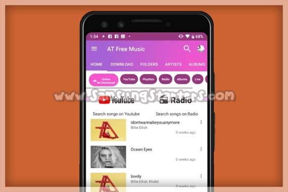 Aplikasi Download Lagu MP3 Terbaik