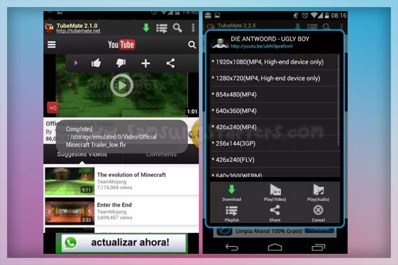 Aplikasi Download Video Youtube Terbaik