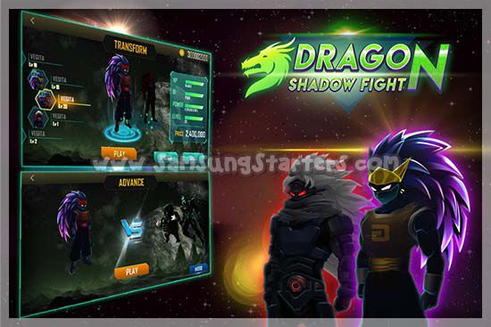 Dragon Shadow Battle Warriors Super Hero Legend