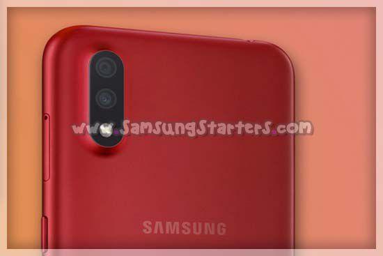 Fotografi Samsung Galaxy A01