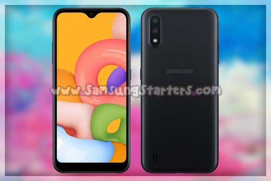Gambar Samsung Galaxy A01