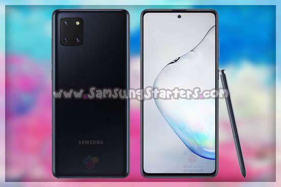 Gambar Samsung Galaxy Note 10 Lite