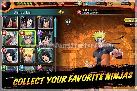 Game Naruto Android Terbaik