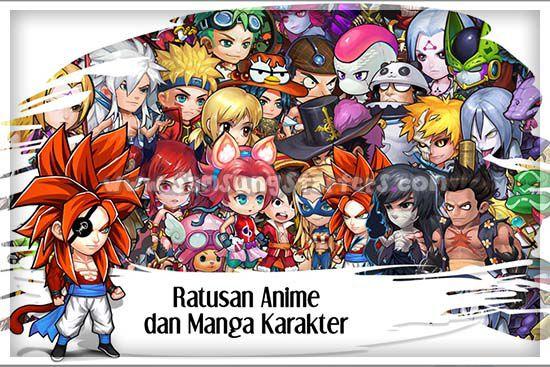 Ninja Manga Saga To be Hero