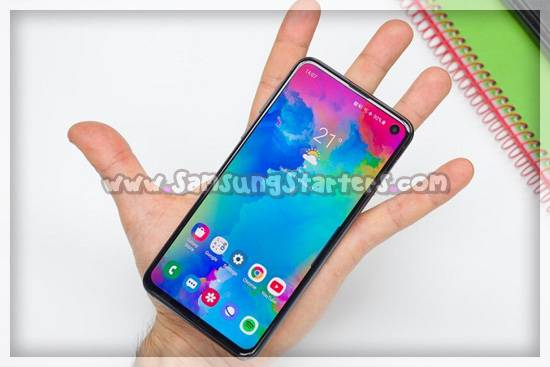 Perfoma Samsung Galaxy S10 Lite