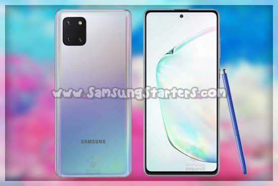 Samsung Note 10 Lite Indonesia