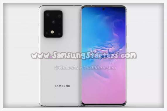 Spesifikasi dan Harga Samsung Galaxy S11