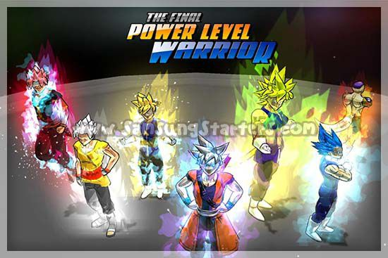 The Final Power Level Warrior