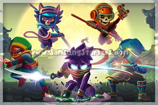 Ultimate Battle Ninja Dash