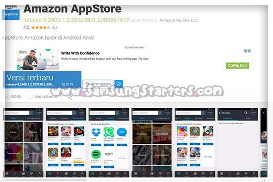 Amazone Appstore