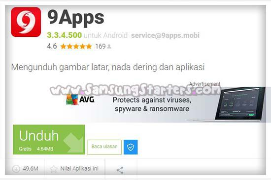 Aplikasi Download Game Android