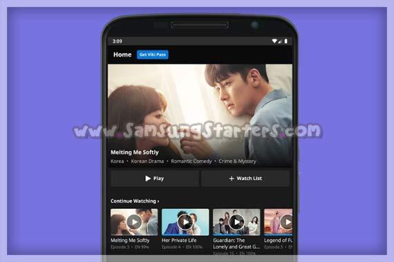 Aplikasi Nonton Steraming Drama Korea Gratis