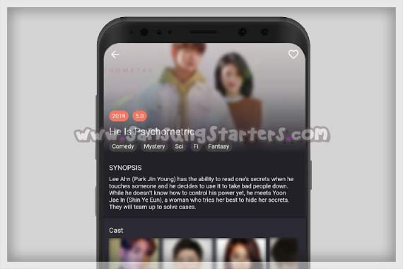 Aplikasi Streaming Drama Korea Gratis
