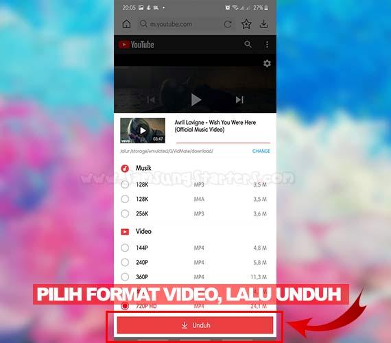 Cara Mengunduh Video Youtube Dengan Aplikasi