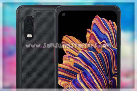 Fotografi Samsung Galaxy Xcover Pro