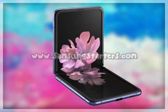 Gambar Hp Samsung Z Flip