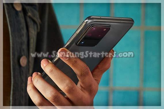 Gambar Samsung S20 Ultra